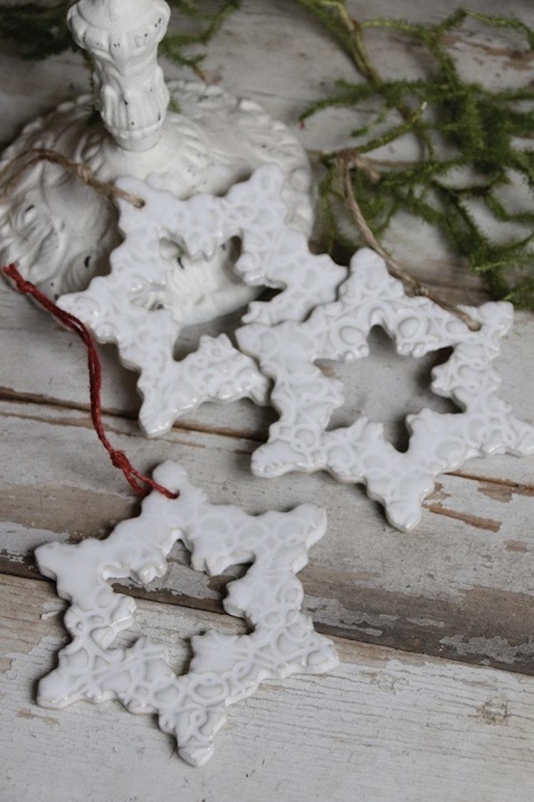 Snöflinga - stor