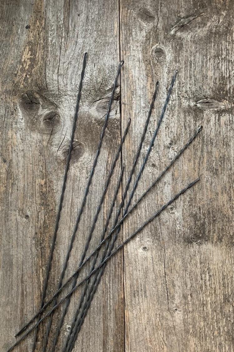 Tvinnad ståltråd