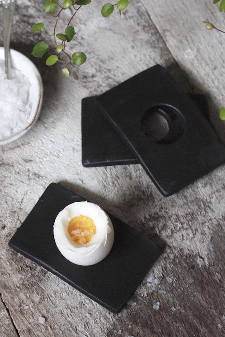 Äggkopp - välvd