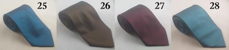 Slips från ATTACO i paket - Slipsnål med figur - Stor valfrihet ord 749 - 60 % rabatt