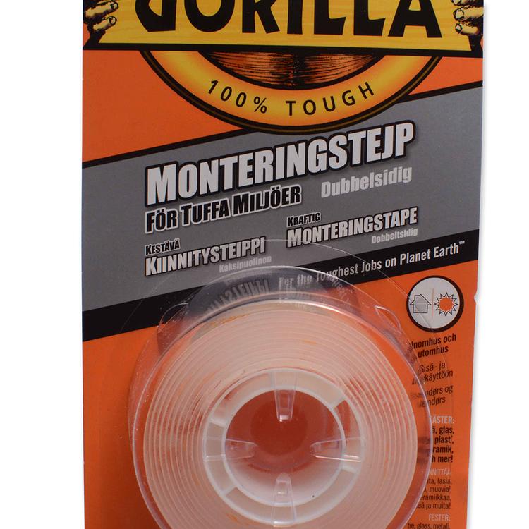 Monterings tape