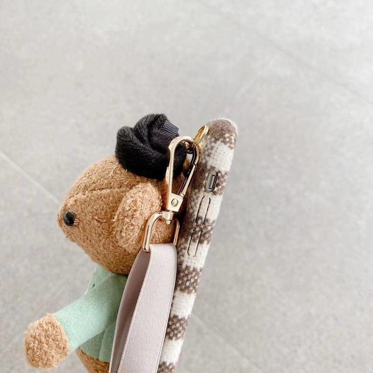 Vackert docka design fodral till iPhone X