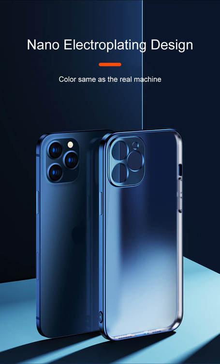 Lyxdesigner guld transparent mobilskal för iPhone 12Pro,12Pro MAX