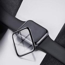 3D HD Clear Anti-rept skärmskydd i härdat glas för Apple Watch Series 5