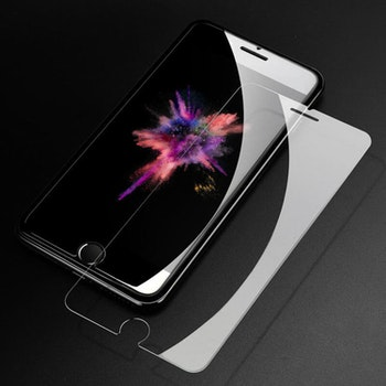 Äkta 9H mobiltelefon 2,5d härdat glas skärmskydd för iPhone 12/12Pro