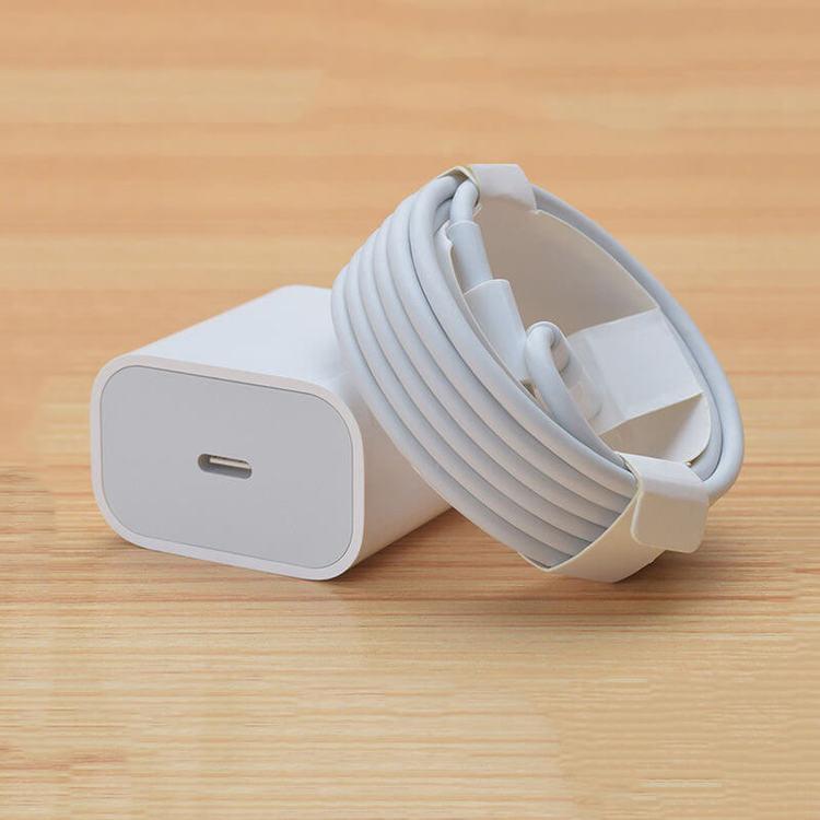 Snabbladdning 18W PD-väggladdare för iPhone 12 PD-laddare