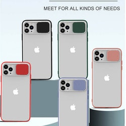 Mobilskal med kameralinsskydd till iPhone 11 Pro / iPhone 11 Pro Max