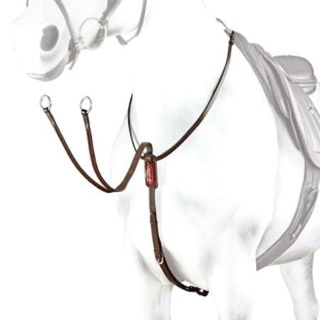 Martingal Klassisk Lack med Silverspänne