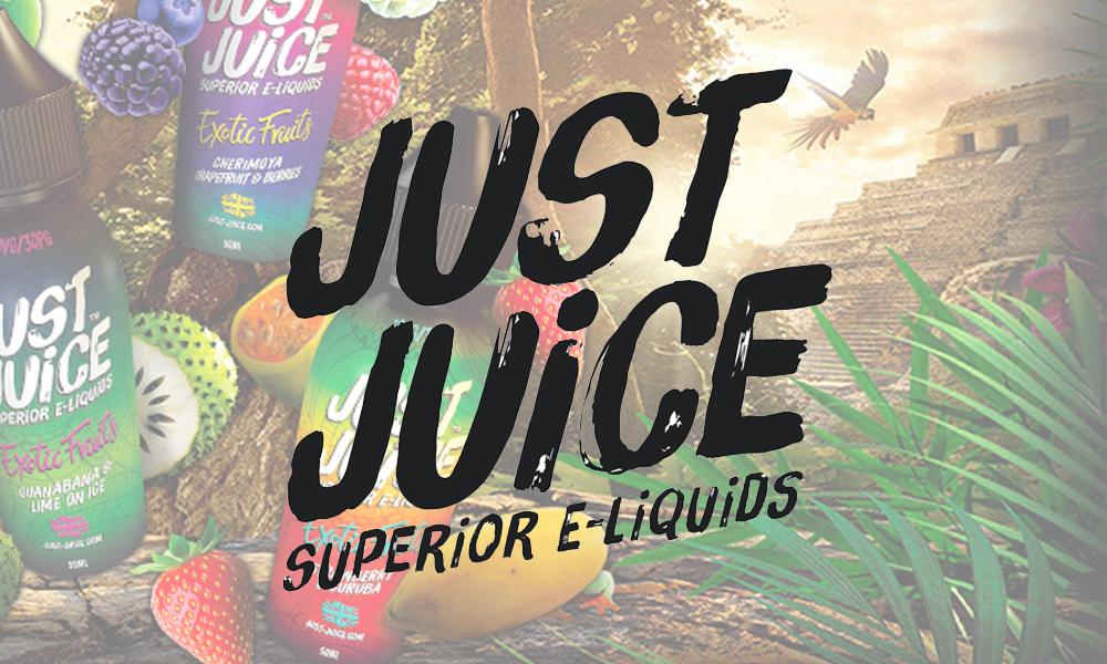 Just Juice - E-liquids.se