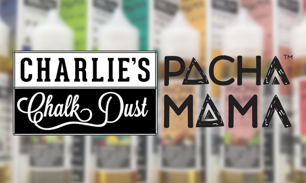 Charlies Chalk Dust/Pacha Mama - E-liquids.se