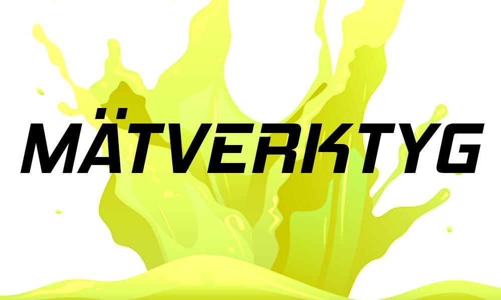 Mätverktyg - E-liquids.se
