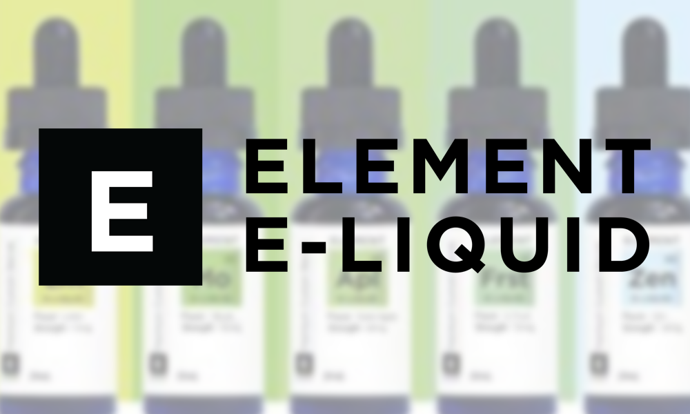 Element - E-liquids.se