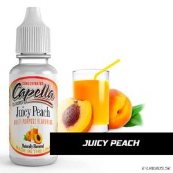 Juicy Peach - Capella Flavors