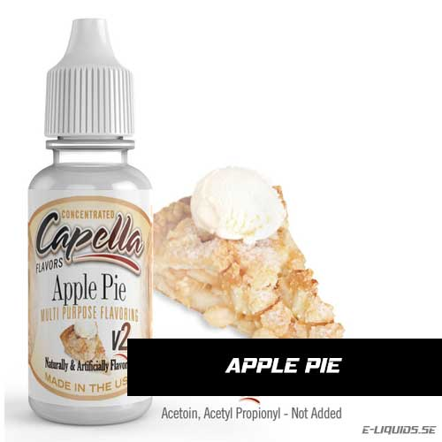 Apple Pie v2 - Capella Flavors