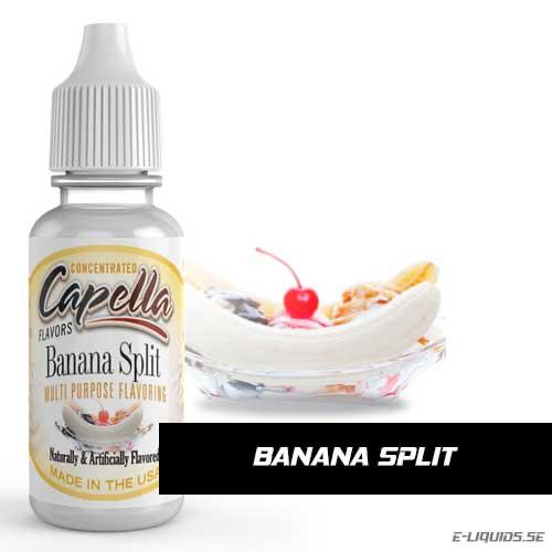 Banana Split - Capella Flavors