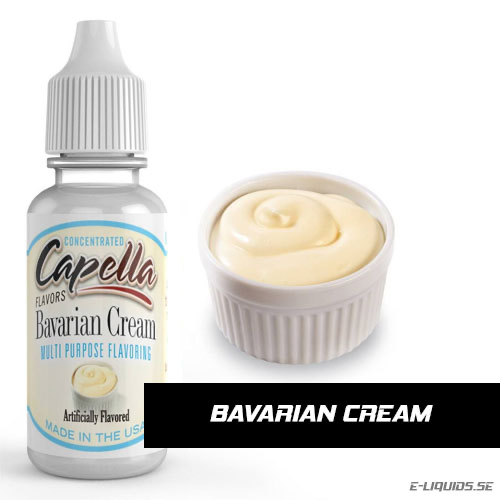 Bavarian Cream - Capella Flavors