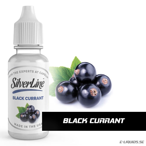 Black Currant - Capella Flavors (Silverline)