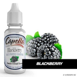Blackberry - Capella Flavors