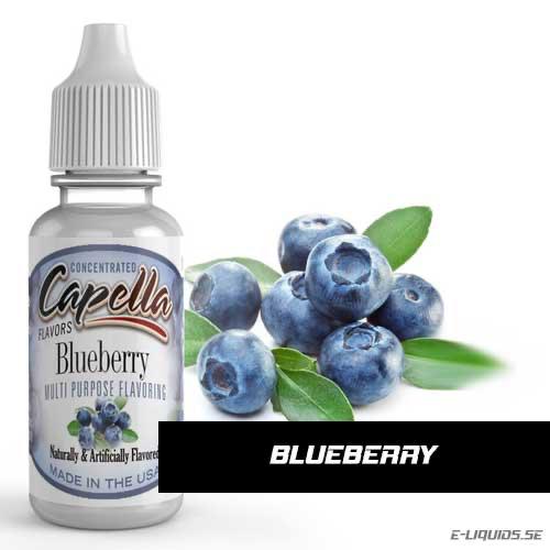 Blueberry - Capella Flavors