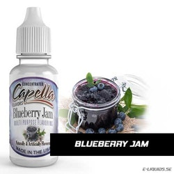 Blueberry Jam - Capella Flavors