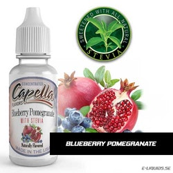 Blueberry Pomegranate - Capella Flavors (Stevia)