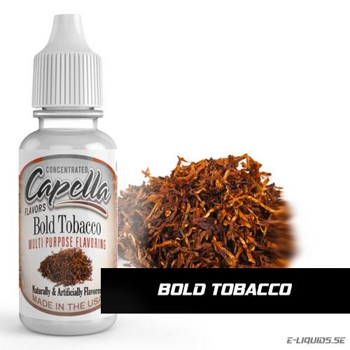 Bold Burley Tobacco - Capella Flavors