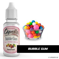 Bubble Gum - Capella Flavors