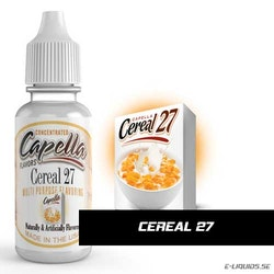 Cereal 27 - Capella Flavors