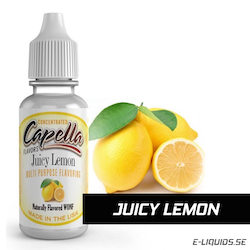 Juicy Lemon - Capella Flavors