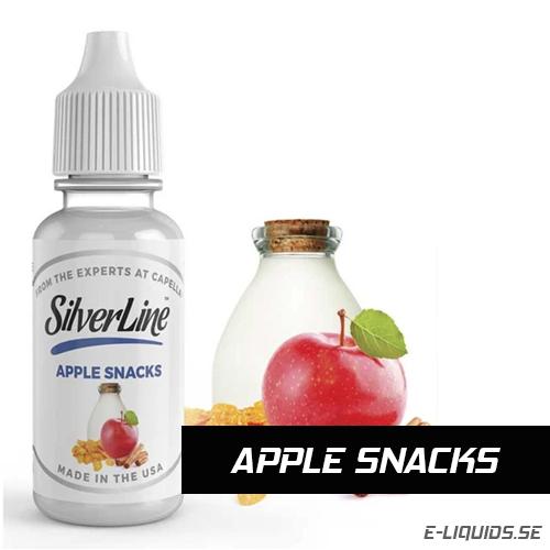 Apple Snacks - Capella Flavors (Silverline)