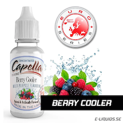Berry Cooler - Capella Flavors (Euro Series)