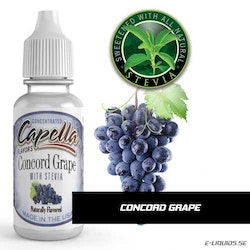 Concord Grape - Capella Flavors (Stevia)