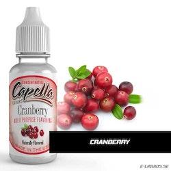 Cranberry - Capella Flavors