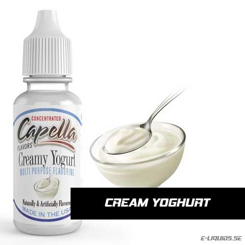 Creamy Yogurt v2 - Capella Flavors