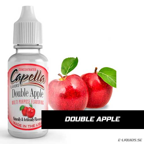 Double Apple - Capella Flavors