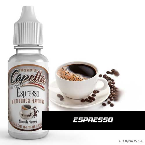 Espresso - Capella Flavors