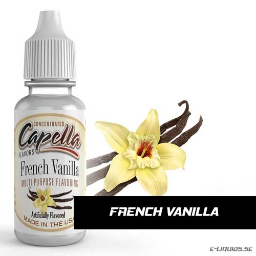 French Vanilla - Capella Flavors