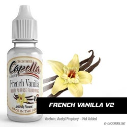 French Vanilla v2 - Capella Flavors