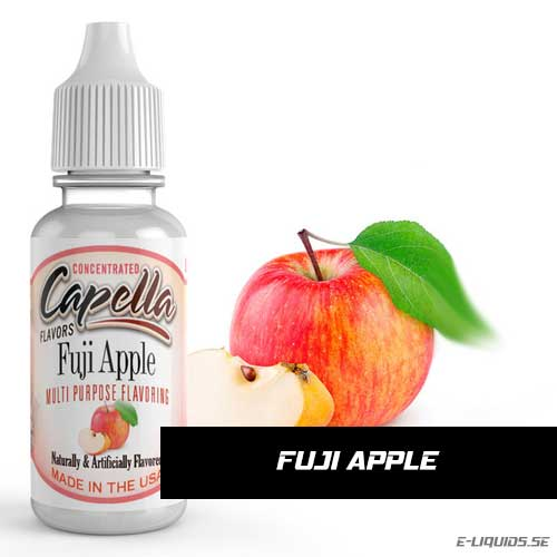 Fuji Apple - Capella Flavors