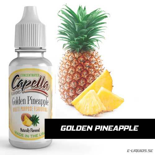 Golden Pineapple - Capella Flavors