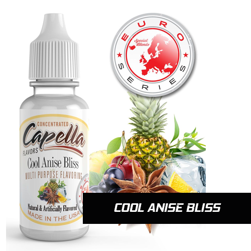 Cool Anise Bliss - Capella Flavors (Euro Series)