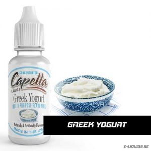 Greek Yogurt v2 - Capella Flavors