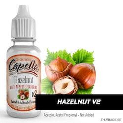 Hazelnut v2 - Capella Flavors
