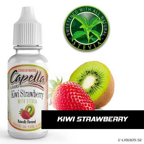 Kiwi Strawberry - Capella Flavors (Stevia)