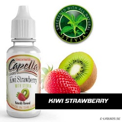 Kiwi Strawberry - Capella Flavors (Stevia)