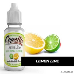 Lemon Lime - Capella Flavors