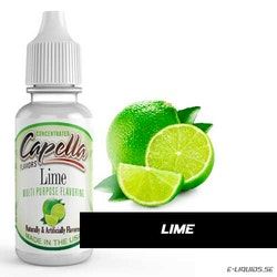 Lime - Capella Flavors