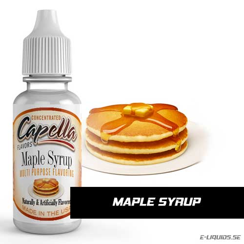 Maple (Pancake) Syrup - Capella Flavors