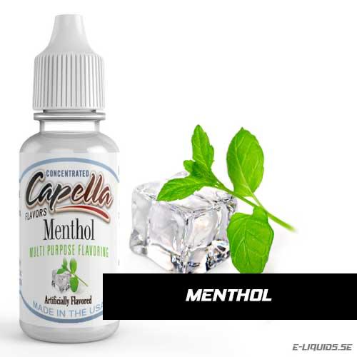 Menthol - Capella Flavors