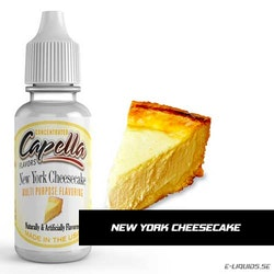 New York Cheesecake - Capella Flavors